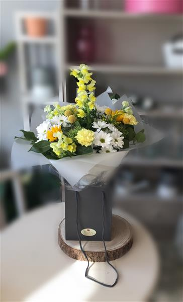 Lemon Merignue Bouquet